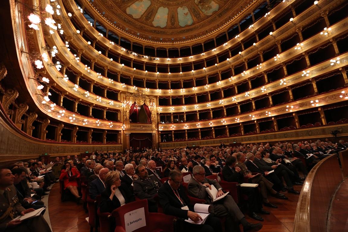 Il convegno Nazionale di Palermo