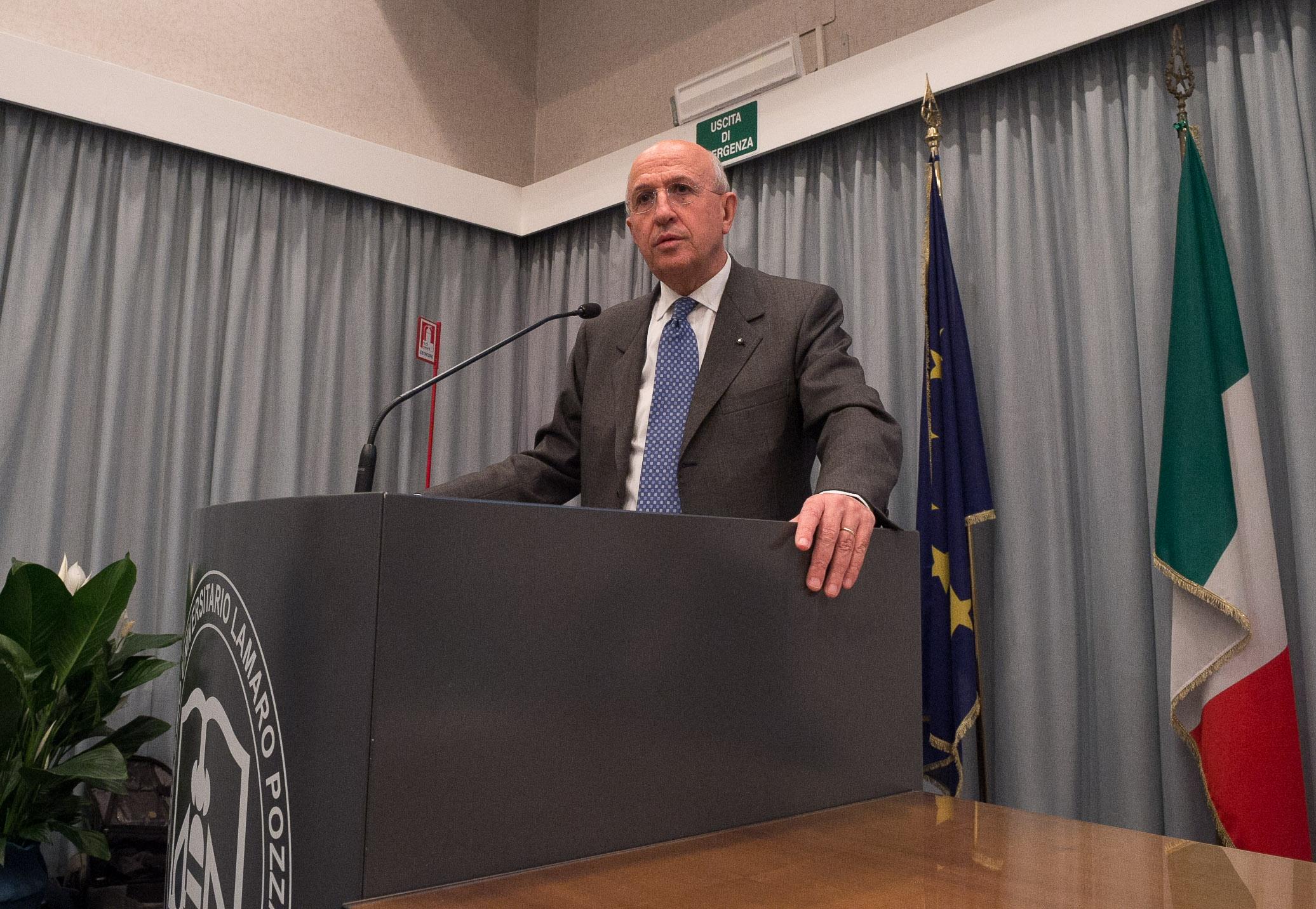 Collegio- Patuelli all'inaugurazione a.a. 2015
