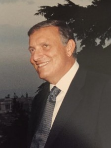 Il Cavaliere del Lavoro Vittorio Di Paola