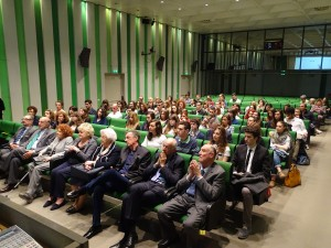 Il pubblico del seminario del 3 maggio a Torino