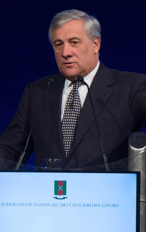 Antonio Tajani, Presidente Parlamento Europeo