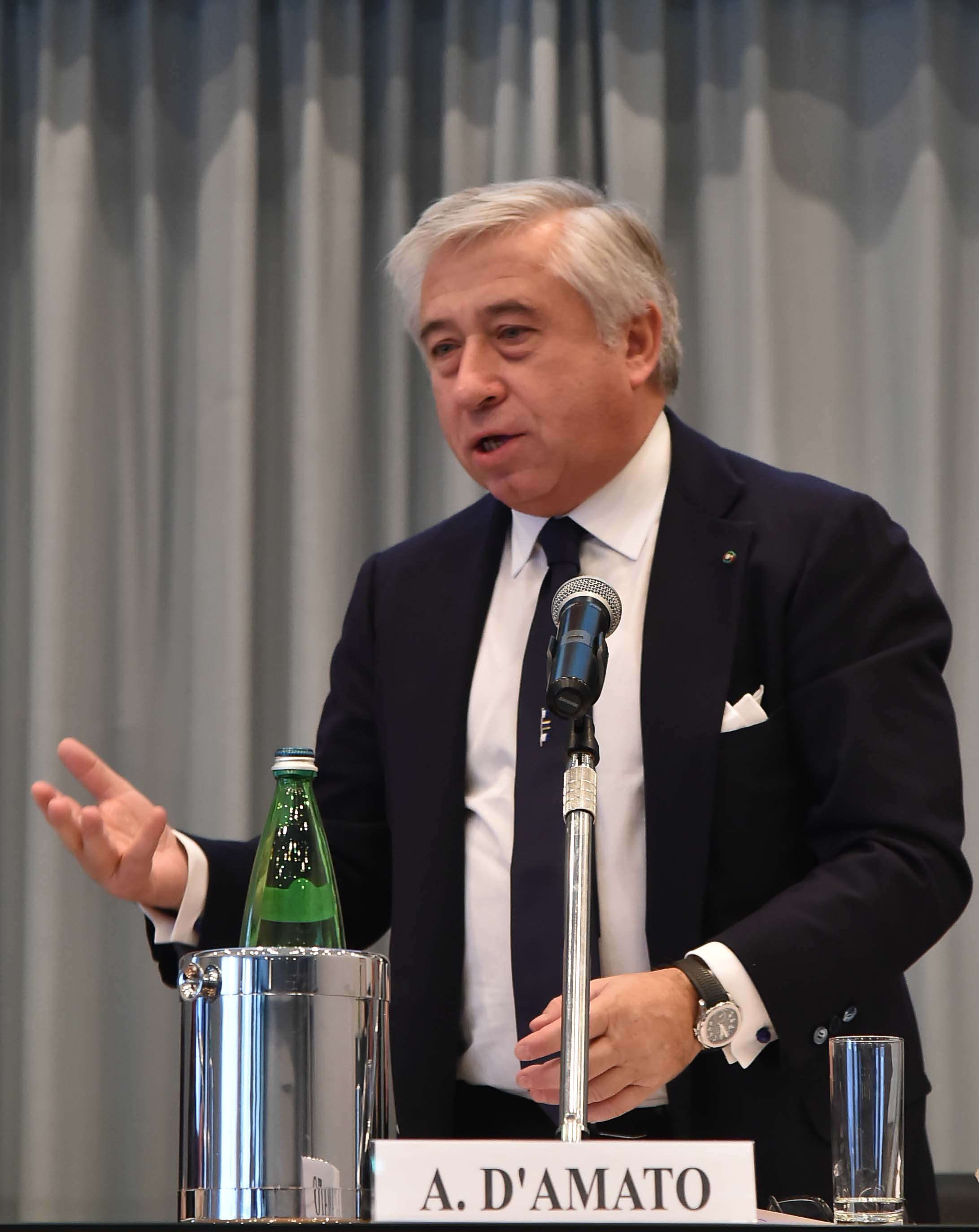 Presidente D'Amato