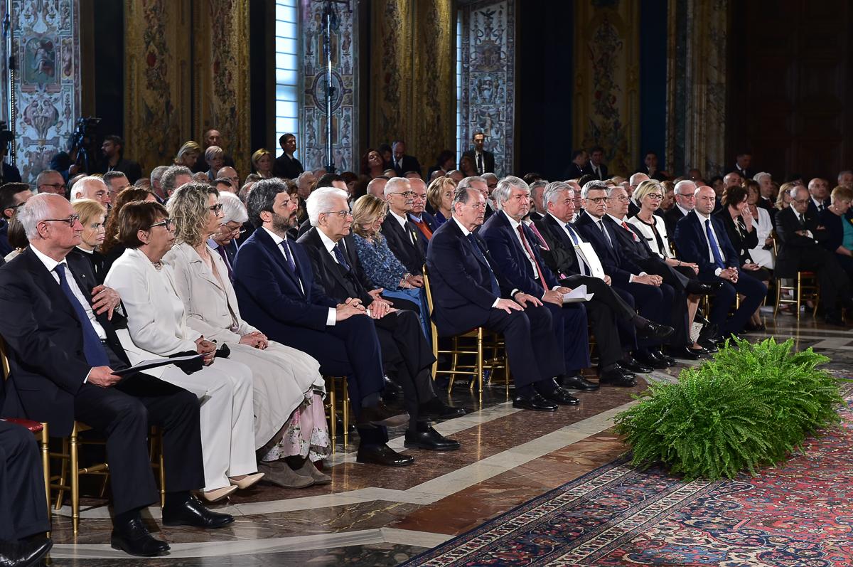 Quirinale, cerimonia 1 maggio 2018