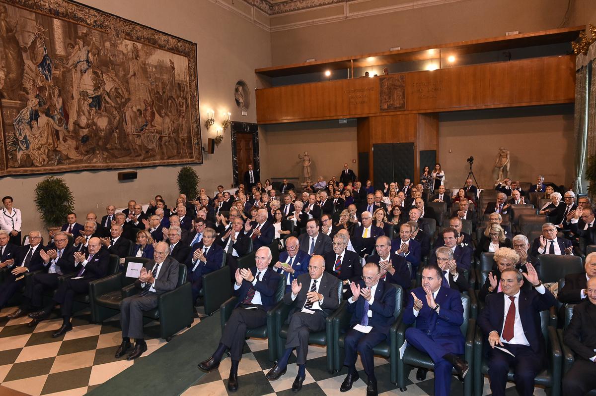 Assemblea Generale Cavalieri del Lavoro - Roma 22 ottobre 2019
