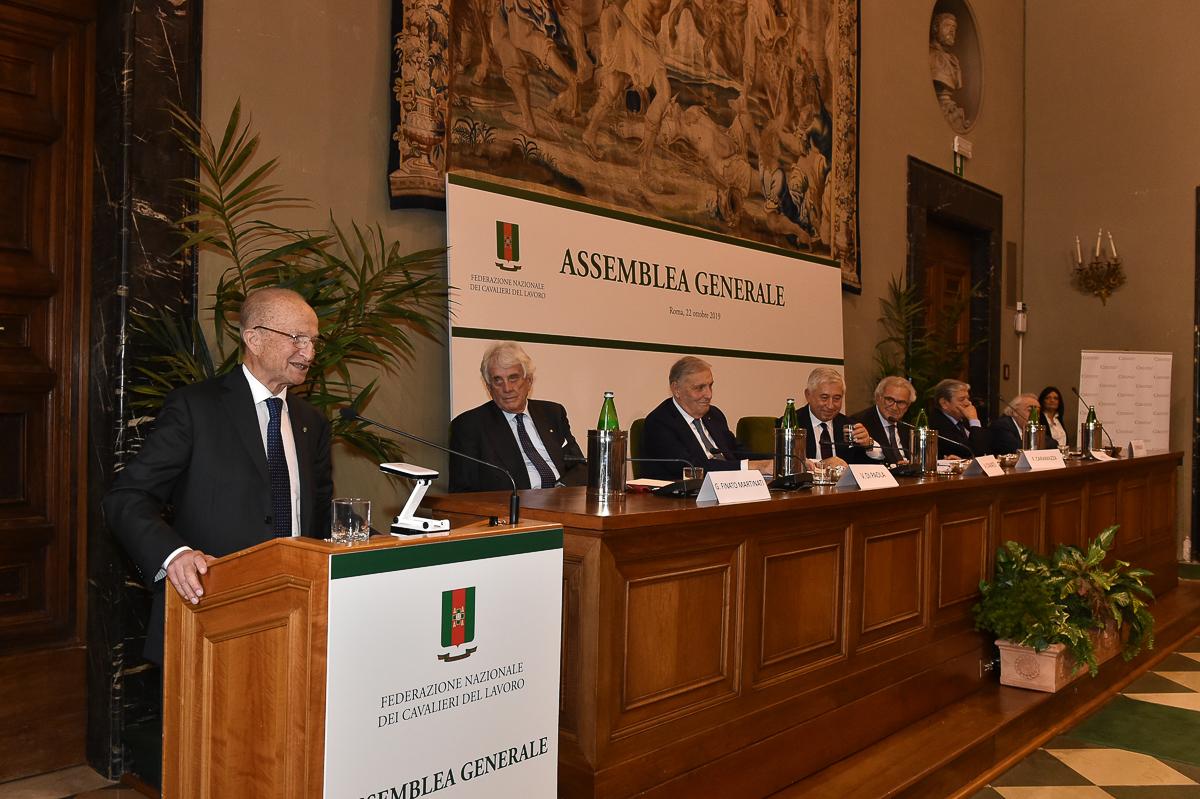 Maurizio Sella, Assemblea Generale