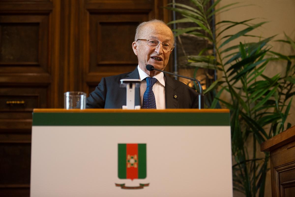 Maurizio Sella, Presidente Federazione Nazionale Cavalieri del Lavoro
