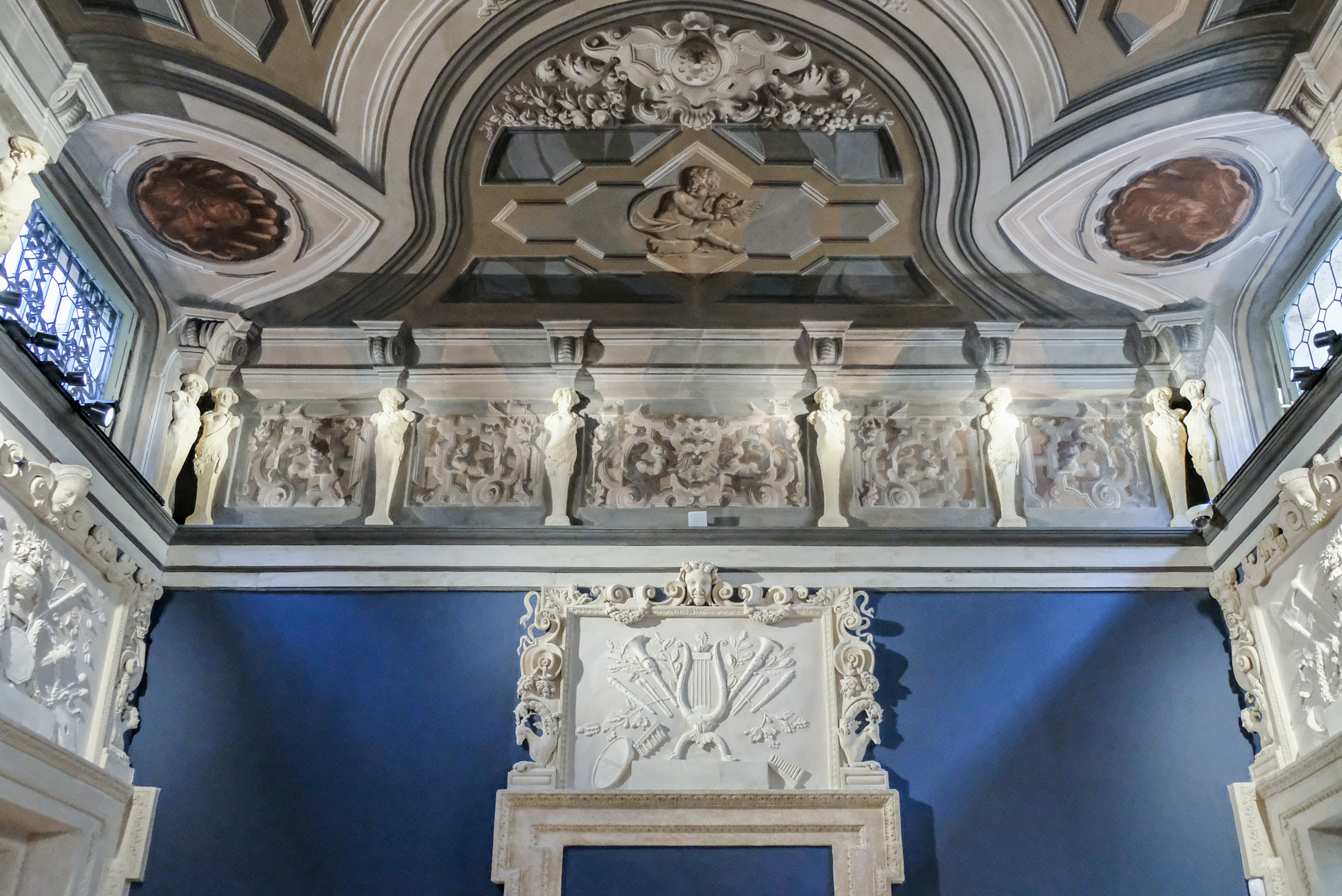 Palazzo Maffei_interno