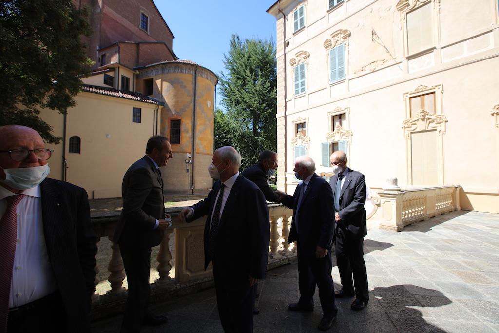 Assemblea Cavalieri del Lavoro - Fondazione Cavour Santena (10)
