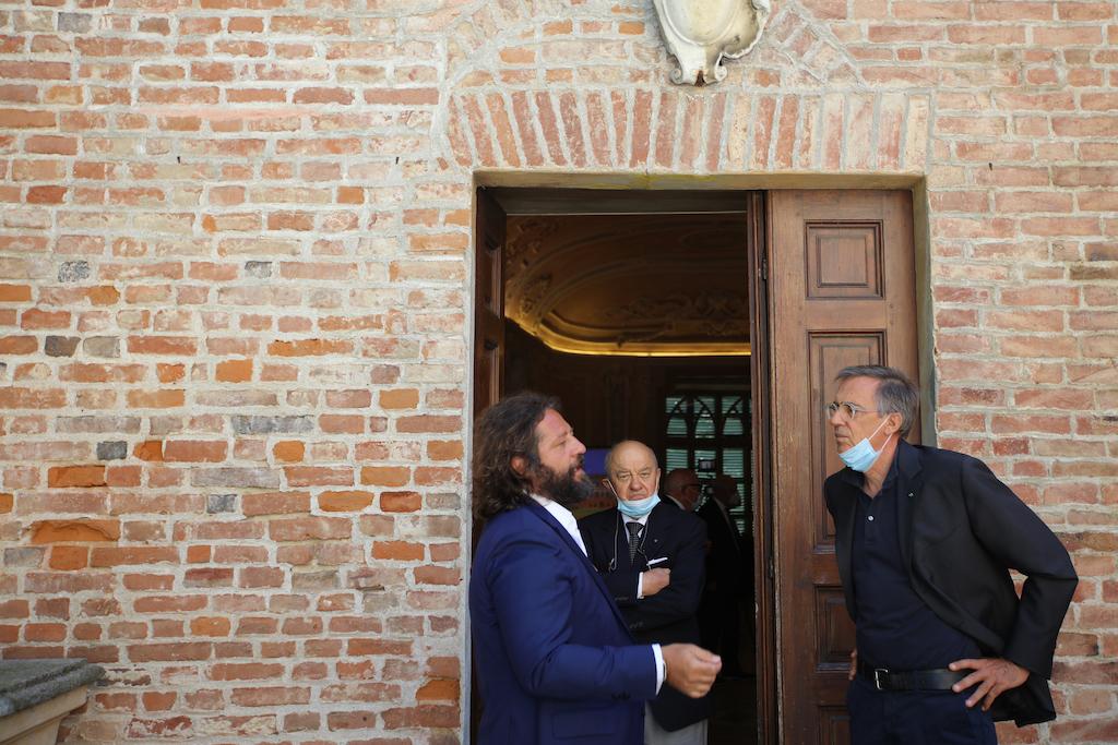 Assemblea Cavalieri del Lavoro - Fondazione Cavour Santena (11)