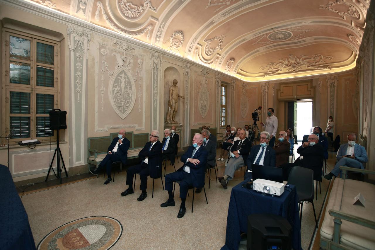 Assemblea Cavalieri del Lavoro - Fondazione Cavour Santena (18)