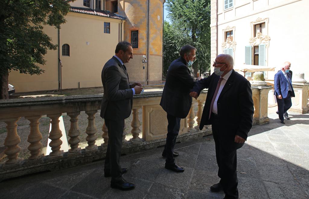Assemblea Cavalieri del Lavoro - Fondazione Cavour Santena (9)