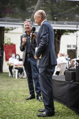 Intervento di Maurizio Sella, Presidente della Federazione Nazionale Cavalieri del Lavoro