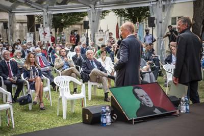 Intervento di Maurizio Sella, Presidente della Federazione Nazionale Cavalieri del Lavoro 2