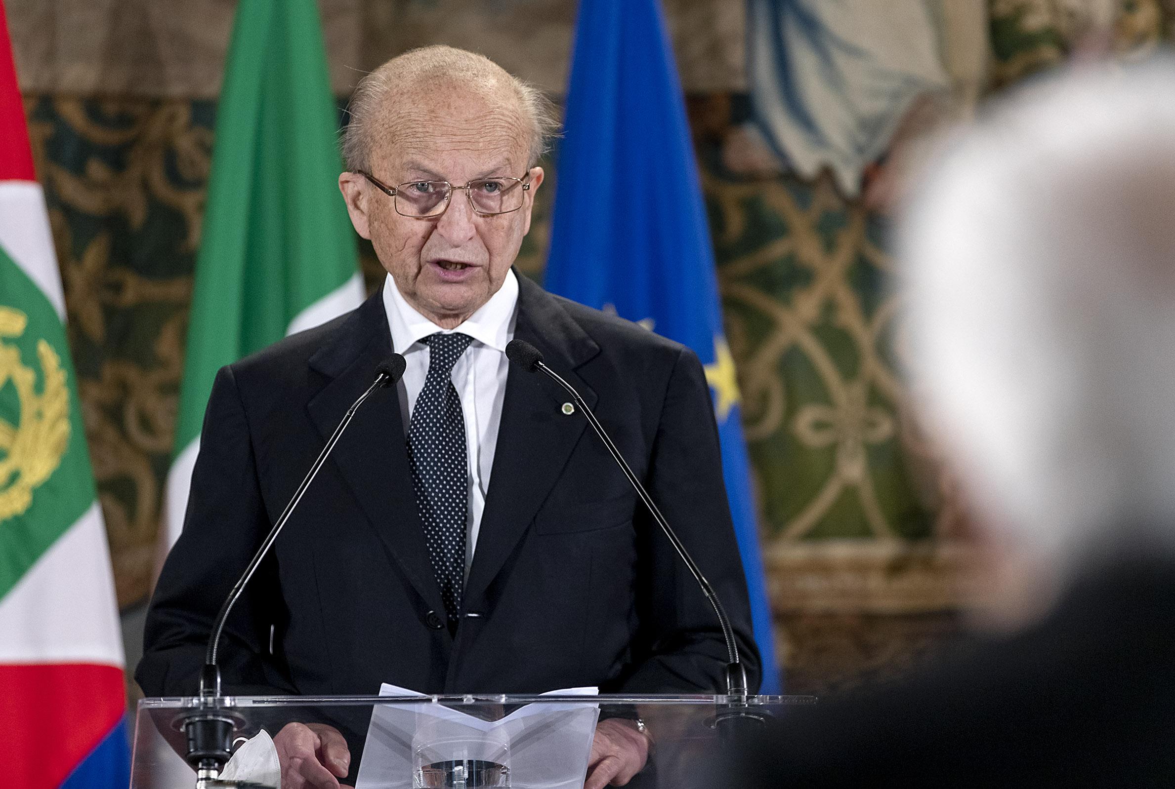 Maurizio Sella, Quirinale, 1maggio2021